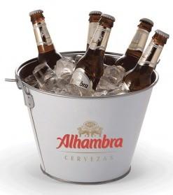 cubo cervezas